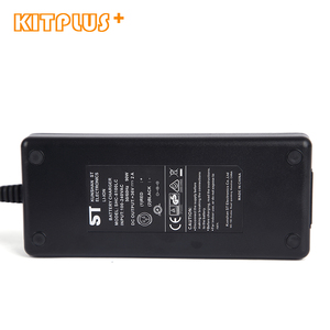 Image 4 - Ebike Battery Charger 36V2A/48V2A/52V2A Electric Bicycle Charger E Bike Lithium Battery Smart Charger with DC2.1 Socket