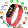 Sport Fitness Tracker M4 Smart Heart Rate Monitor Bracelet Calories Smart Band Fashion Watch for iOS