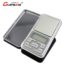 10 piece/packet 100g/0.01g Pocket Scale High Precision Digital Portable Balance Scale Mini Multifunction Electronic weight Scale