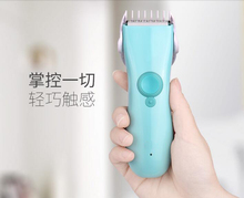 Electrical waterproof Hair Clipper Rechargeable Hair Trimmer shearing Hair cutter Machine package Chopping Razor for Barber hair child