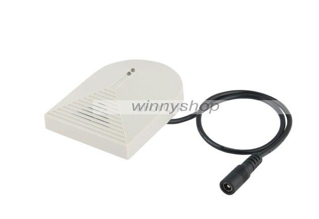 imágenes para Wireless 433 MHZ Seguridad Para El Hogar Sistema de Alarma De Rotura de cristales Sensor/Detector