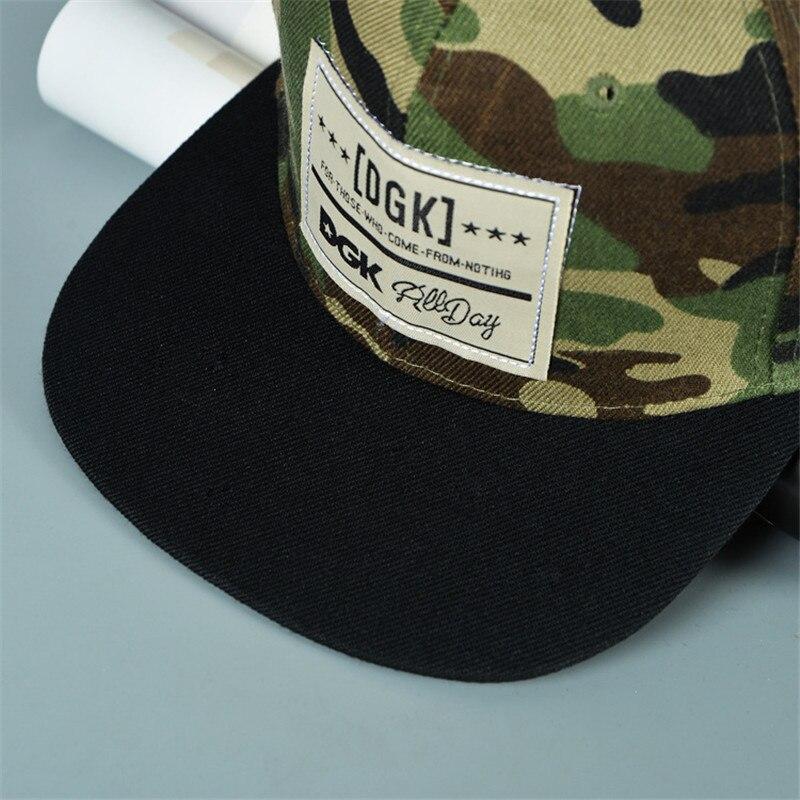 Xuyijun Brand Snapback Caps Baseball Cap Dgk Hat Gorras Planas Flat Hip Hop Gorra For Men Women Casquette Chapeu Touca Homme Men's Hats