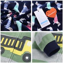 Infant fleece Jumpsuit for kids new born baby clothes