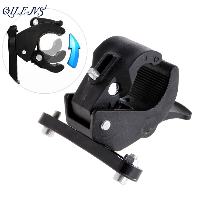New Bike Bicycle Cycling Handlebar Mount Water Bottle Cage Holder Rack Clamp