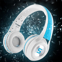 Factory Price Wireless Bluetooth Foldable Headset Stereo Headphone Earphone For IPhone For PS3 4