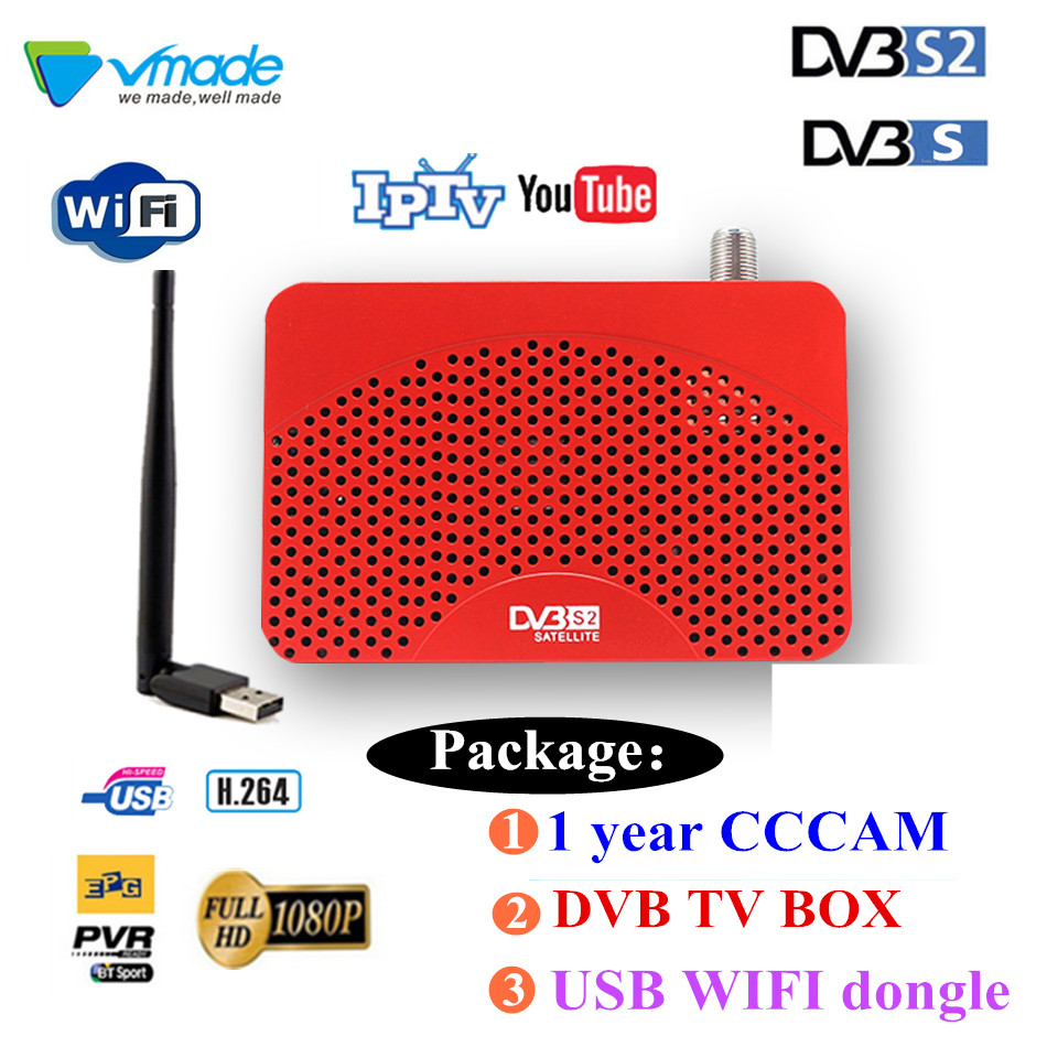1 year CCCAM 7 Cline account Digital Receptor TV Tuner DVB S2 Satellite Receiver IPTV M3u