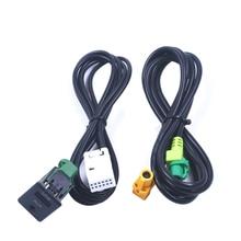 for BMW 3 series E87 5 E90 E91 E92 X5 X6 Aux Switch USB adapter cable radio
