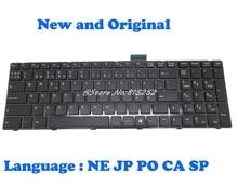 Laptop Keyboard For MSI GE60 GP60 V123322CJ1 JA S1N-3JJP2H1-SA0 V139922CJ1 S1N-3JJP2X1-SA0 V139922CK1 NE S1N-3EDN2S1-SA0 PO SP