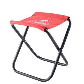 Krzesło plażowe meble ogrodowe meble ogrodowe przenośny stołek camping stoel krzesło kempingowe składany taboret do wędkowania ottoman hot new tanie i dobre opinie Plaża krzesło 26 5*20cm Aluminium Nowoczesne Krzesło wędkarstwo Ecoz Metal