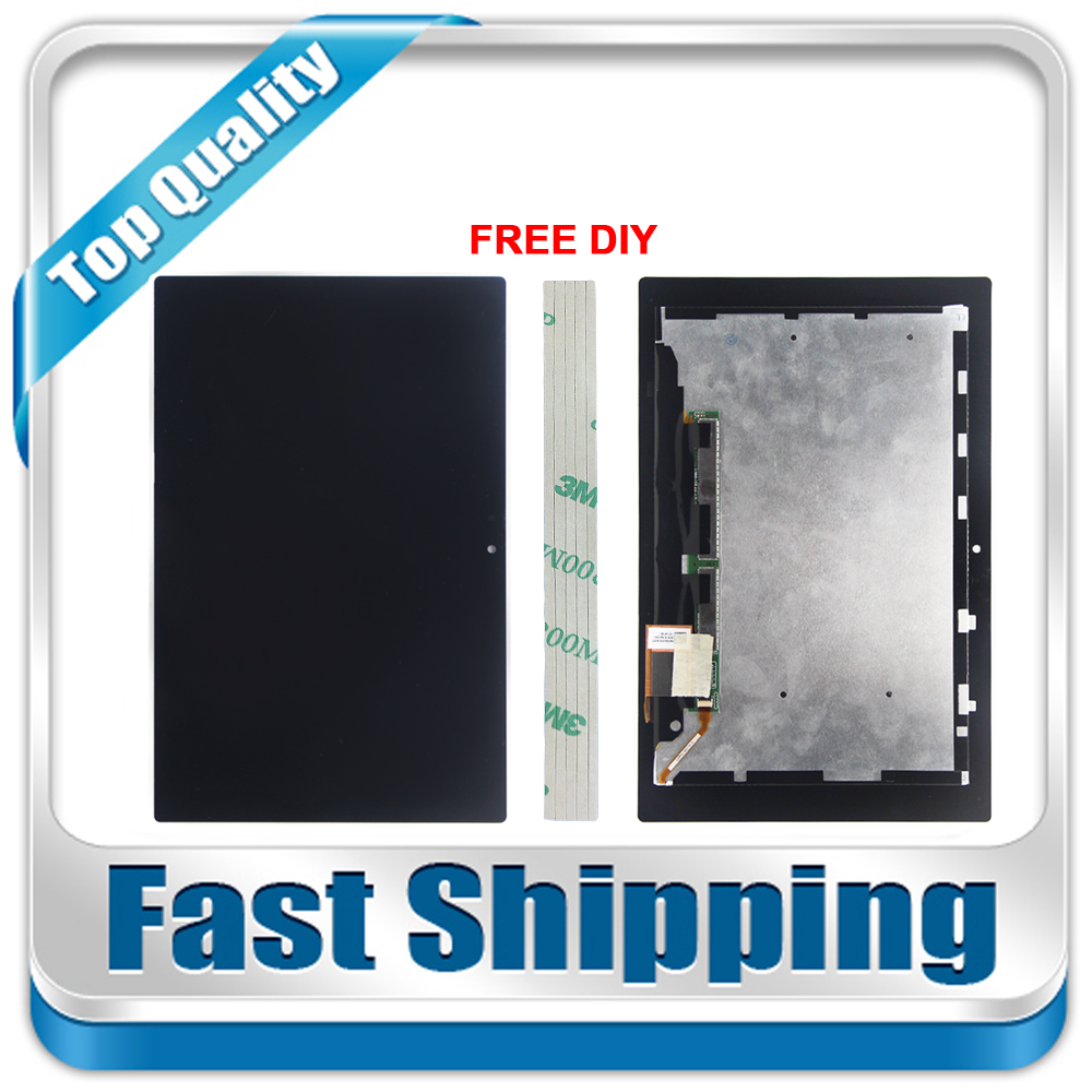 New For Sony Xperia Tablet Z 10.1 SGP311 SGP312 SGP321 Replacement LCD Display Touch Screen Assembly 10.1-inch