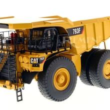 Литая под давлением модель автомобиля DM 1:50 Масштаб гусеница Cat 793F горная грузовик Инженерная техника 85273 для мальчиков коллекция, украшения