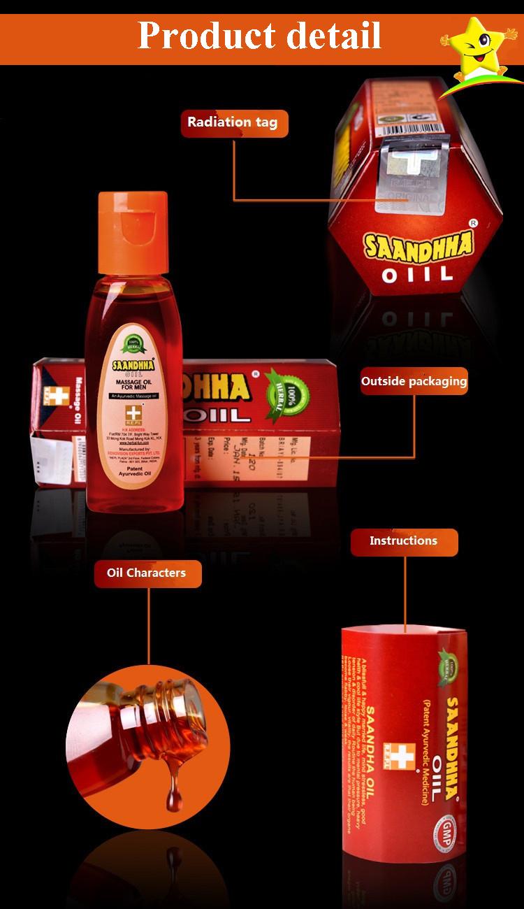 Ayurveda Herbal Penis enlargement oil