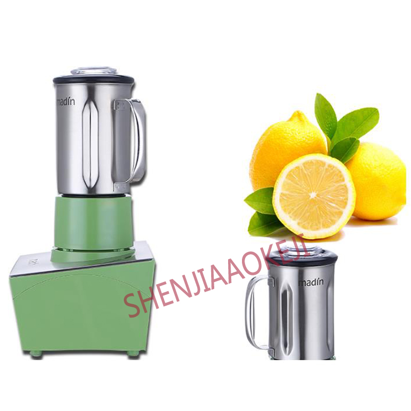 MD 186T Stainless steel Tea Extractor 800ml Microcomputer fully automatic professional tea shop extraction tea machine 220V 600W - 4