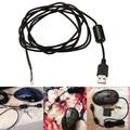 Linha de Nylon Trançado USB Cabo Do Mouse Fio 2.1 m/82.7 polegadas Substituir Peças Duráveis Rato Cabo Para Logitech G500 G5 Alta Qualidade