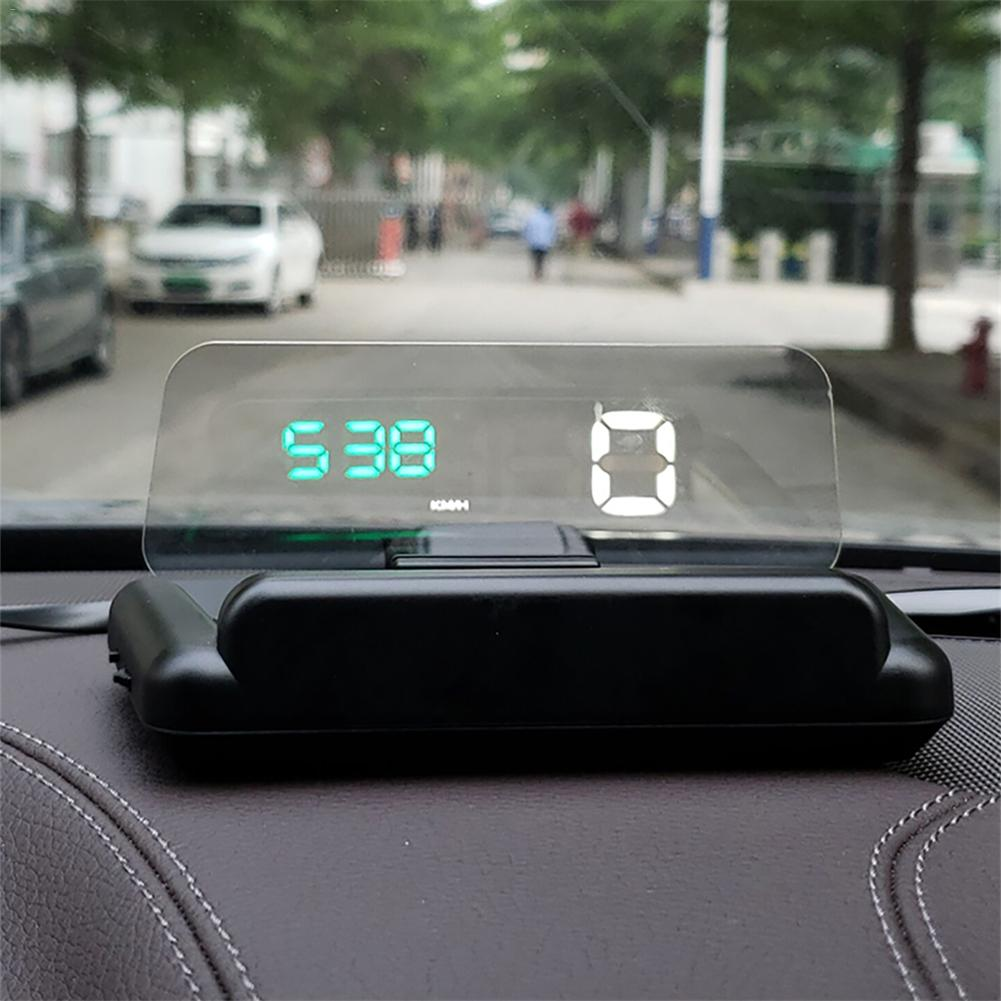 New OBD Car Speed Projector Hud Head Up Display Digital Speedometer OBD2 Diagnostic Tool For Peugeot Seat BMW VW new arrival c500 hud head up display car digital smart speed projector speedometer obd2 diagnostic tool free shipping