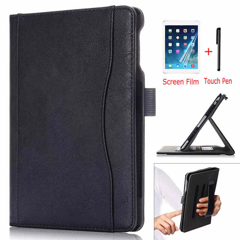 IBuyiWin Smart Premium PU Leather Case voor iPad Mini 5 4 7.9 inch Tablet Funda Capa Cover Met Auto Sleep /Wake Up + Gratis Film + Pen