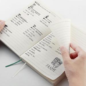 Image 5 - Hoogwaardige Magnetische Knop Ontwerp Business Notebbok Werk Vergadering Offce Reiziger Dagboek Journal Planner Record 88 Lakens Gift A6