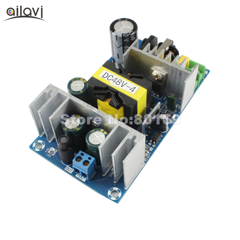 AC DC Isolated Buck Switching Power Supply Module 220V to 48V Power Supply Board 2A3A4A Switching Power Supply Bare Board 200W