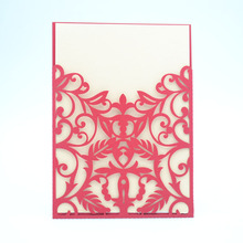 Buy arabic wedding invitation cards and get free shipping on