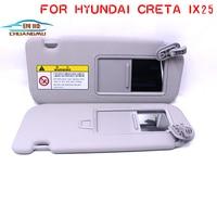 CHUANGMU For HYUNDAI CRETA IX25 Sun visor Sunshade assembly 85210 C9500TTX 85220 C9500TTX