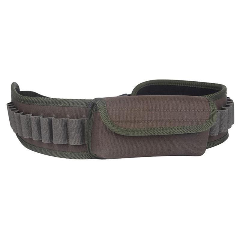 Outdoor Tactical Hunt Belt Utility Kit Belt Equipment Tactical Camping Hunt Belt Multifunctional Belt Green