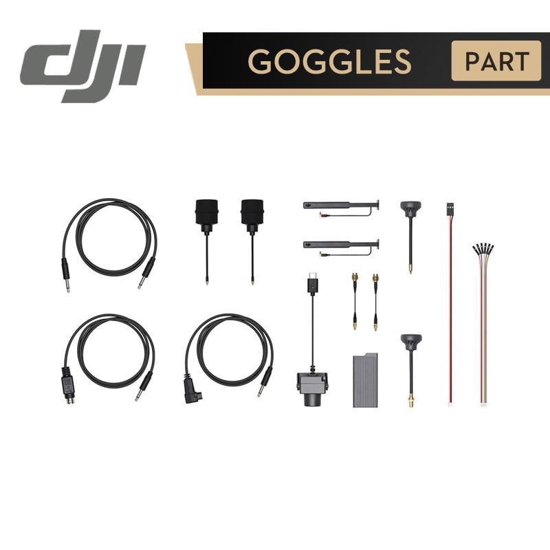 DJI OcuSync Aria Sistema di Trasmissione Senza Fili per Controllore di Volo Informazioni Immagini Video (Lavoro con DJI Occhiali RE) Originale