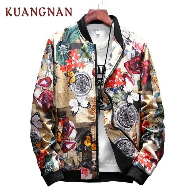 c95a807bb03 2018 New Japan Style Casual Bomber Jacket Men Jaqueta Masculina Mens  Jackets Coat Chaquetas Hombre Veste Homme Casaco Masculino