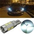 Автомобиль Супер Яркий Ширина Свет T10 5360 W5W 10SMD Ошибка Бесплатный Canbus Лампы Стороны