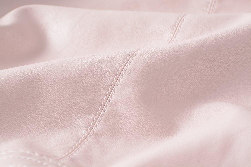 Neue 2019 frauen winter herbst neue kleidung marke mode schlank rosa - Damenbekleidung - Foto 6