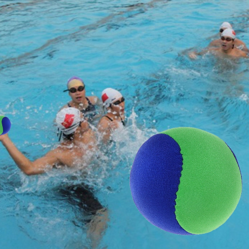 US $3.76 20% OFF Fun Soft Water Bouncing Balls Sports Toys Swimming Pool  Sea Family Friends Games-in Volleyballs from Sports & Entertainment on ...