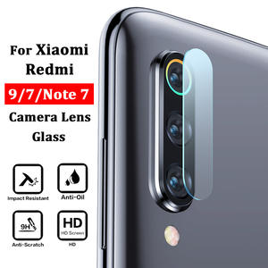 For Xiaomi Redmi Mi 9 Note 7 Tempered Camera Lens Glass Back Screen Protector Xiomi Red mi Mi9 Note7 HD Protective Thin Film