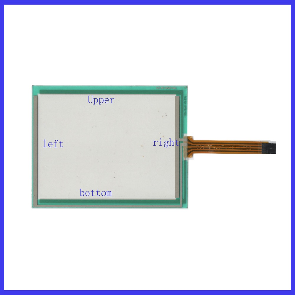 ФОТО TR4-064F-04 UN  UN UG POST 6.4  inch 4wire resistive Touch Screen 153*120  for  industry applications  MINDA IN TAIWAN