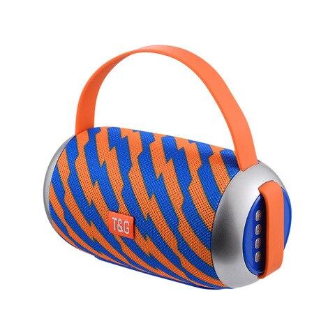 Falante sem Fio Bluetooth ao ar tf com Microfone Altifalante Livre Portátil Super Bass Speaker Sopport Embutido Tg112