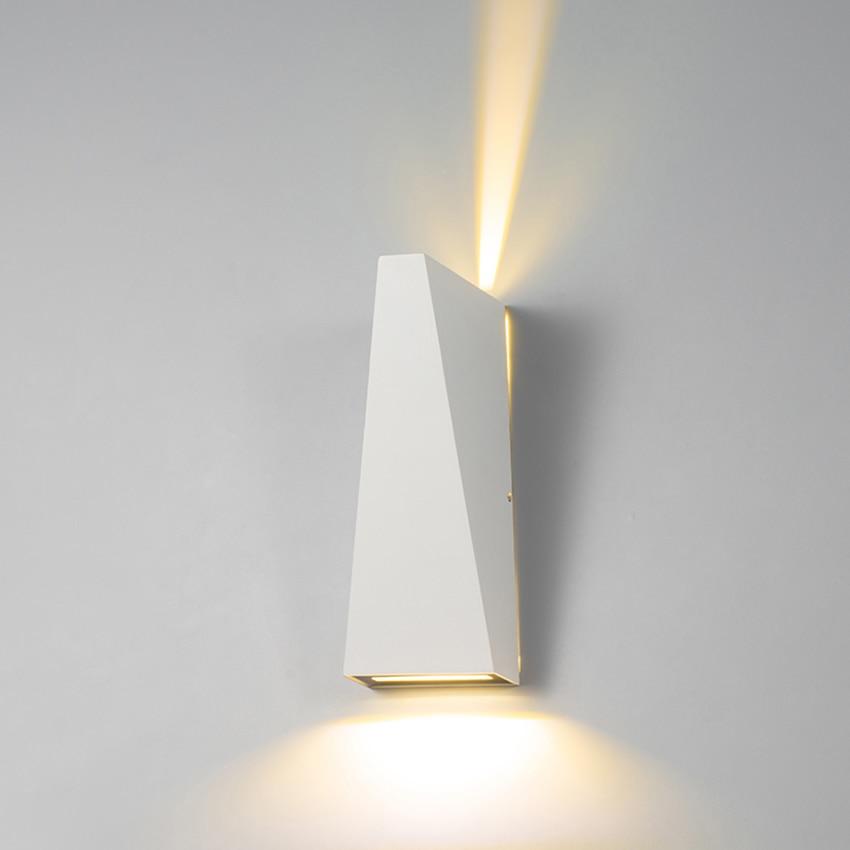 Led Wall Light Ip65: 6W LED Wall Light Outdoor Waterproof IP65 Modern Nordic