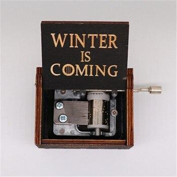 Музыкальная шкатулка Игра престолов winter is coming 1