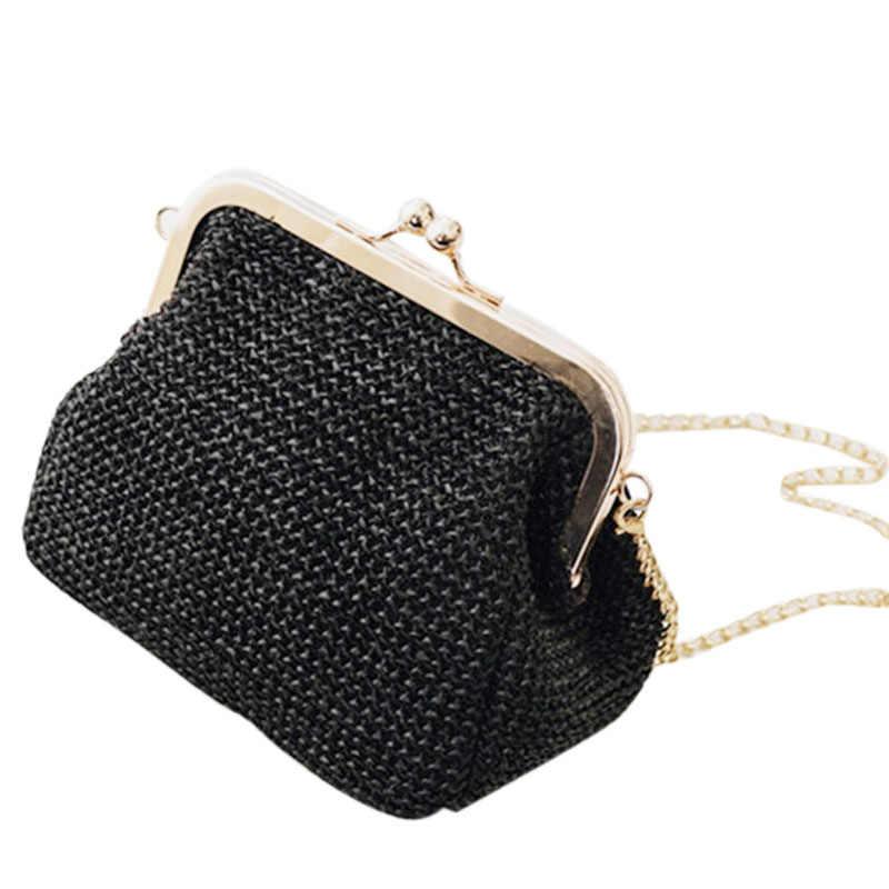 Ljl-pequena crossbody boho sacos para mulher noite sacos de embreagem ferrolho senhoras bolsa feminina palha praia rattan saco do mensageiro
