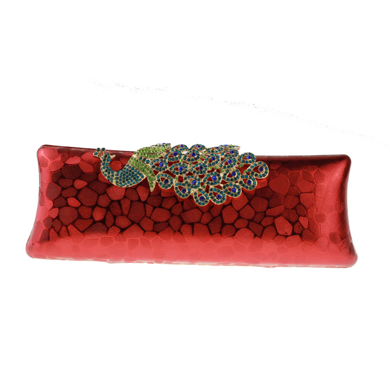 Red Gold Clutch Promotion-Shop for Promotional Red Gold Clutch on ...