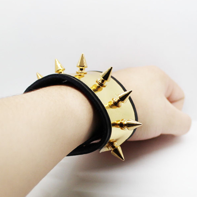 Suicide squad Cosplays Accessories Harley Quinn Bracelet Halloween Costumes Purim Carnival Nightclub Bar Masquerade Party wear