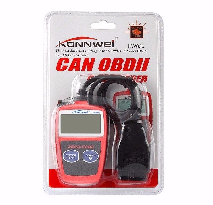 Universal OBDII Scanner Error Code Reader