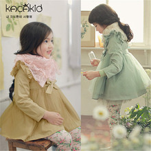 New Fashion Kids Winter Coat baby girl clothes Winter Autumn Children Clothing girls jacket