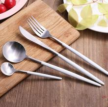 Cutlery Set Stainless Steel Luxury Dinnerware