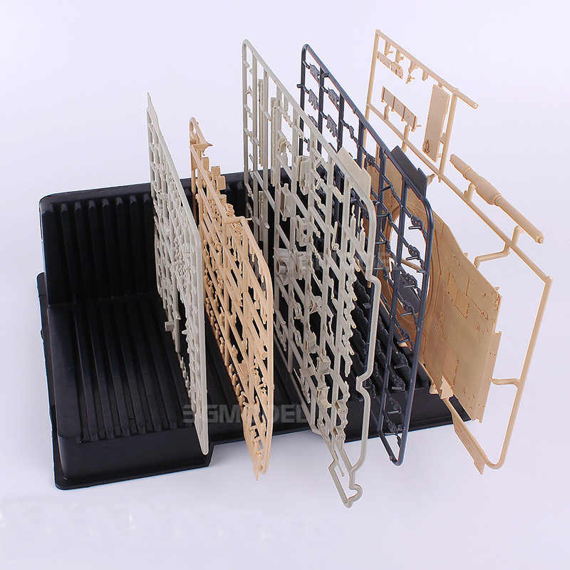 Part placement rack Model making tool