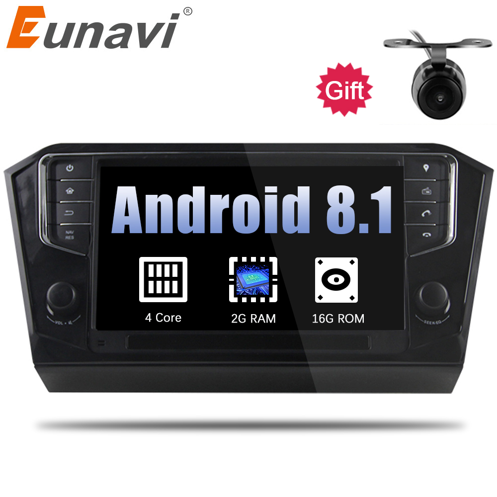 eunavi 9 39 39 quad core touch screen 2 din android 8 1 car. Black Bedroom Furniture Sets. Home Design Ideas