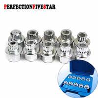 #13Teeth - #23Teeth Anti-theft Wheel Bolt Lock Nut Key Adapter For BMW 1 3 5 6 7 Series Mini X1 X2 X3 X4 X5 X6