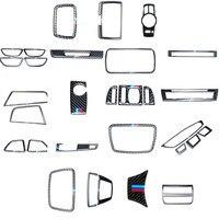 29 Pieces A Set Of Frame Sticker Cover Trim For BMW 5 Series F10 F18 2011