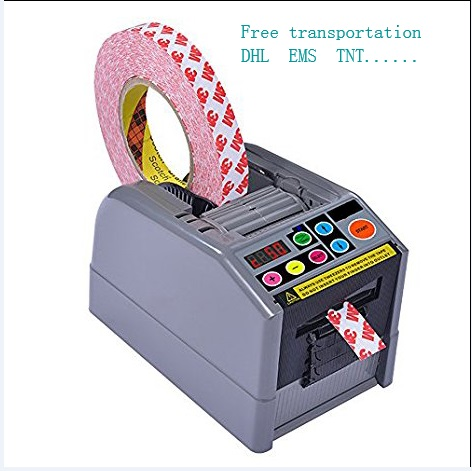 2018 NEW ZCUT-9 automatic tape dispenser, ZCUT9 tape cutter for max. tape width 60mm, max. tape roller dia.300mm, hotsales.. electric rt3000 tape dispenser carousel automatic tape cutter rt 3000 for 3 25mm width 9 61mm longth precise knob set function