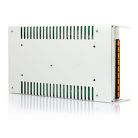 New 48V 8.3A 400W DC Regulated Switching Transformers Silver