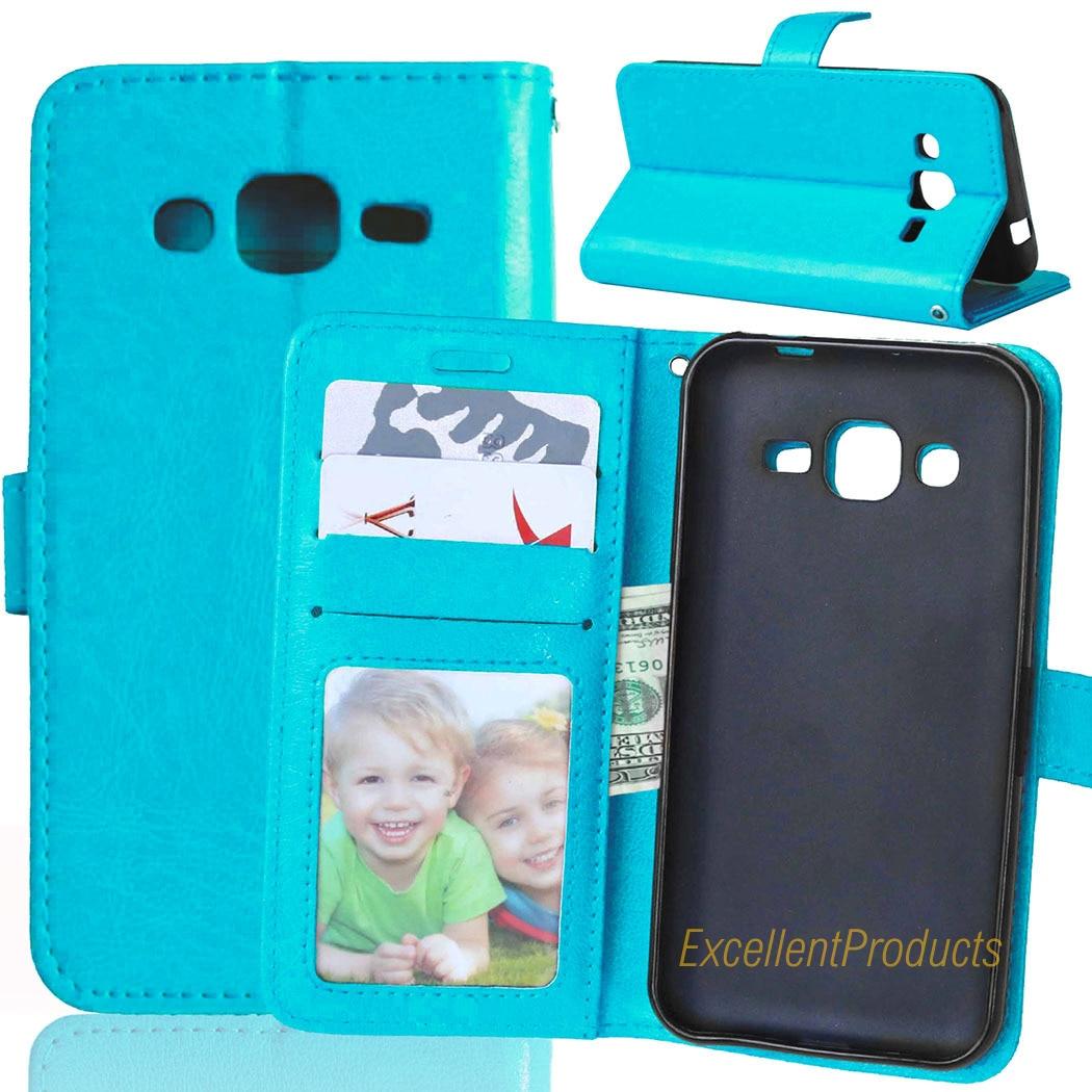 Роскошные 2in1 кошелек Пояса из натуральной кожи чехол для телефона Samsung J2 Съемная крышка многофункциональный с держатель для карт