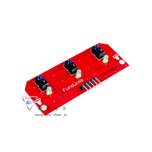 3-way Tracking Tracing Module Hunt Modules Sensor Robot Accessories for Arduino 5V