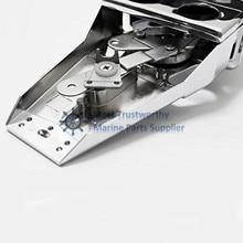 Universal Top Mount Marine Boat Single Lever Handle Engine Control Box Exquisite